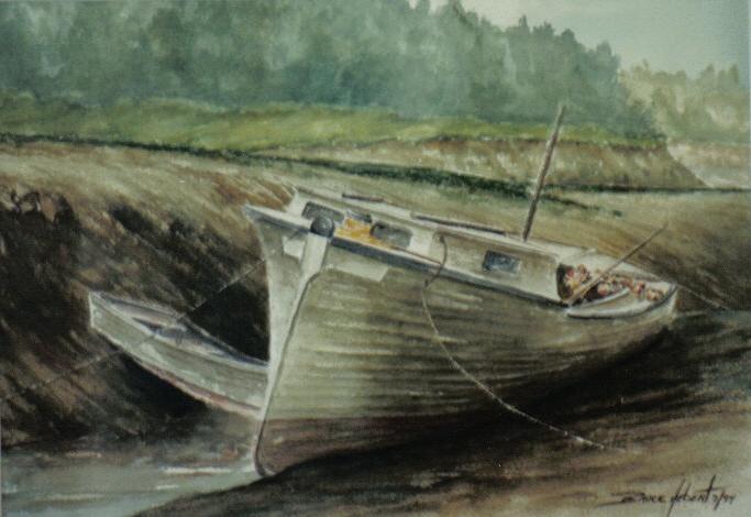 Brit's Boat